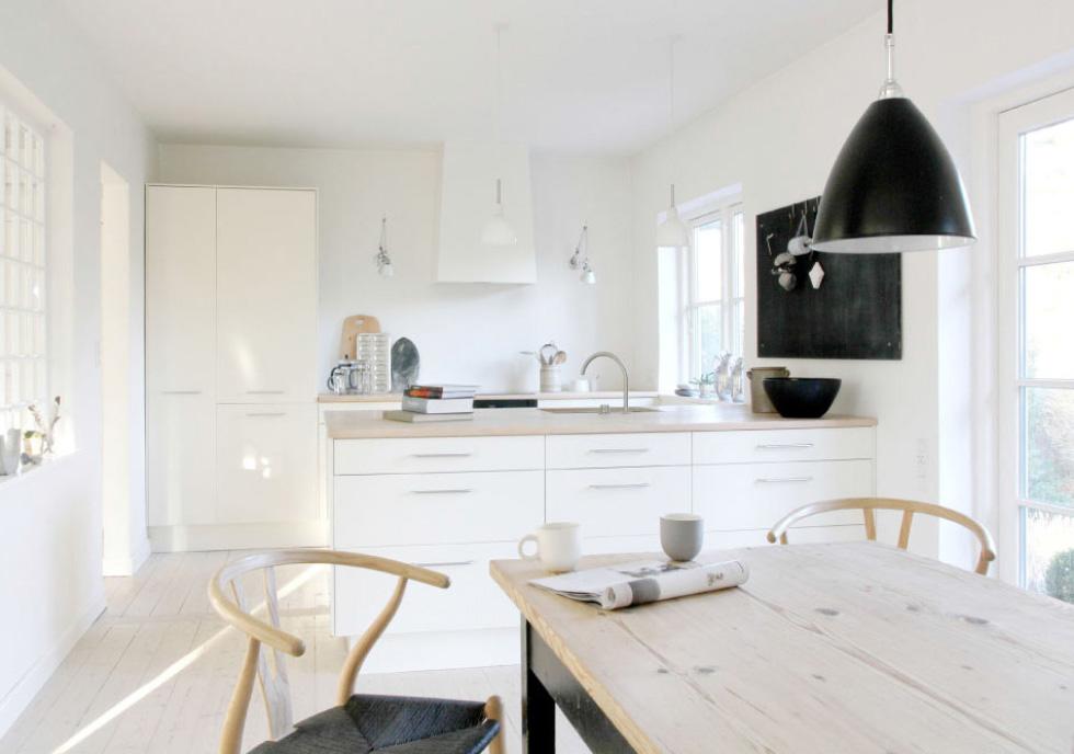 indretning køkken Indretning af køkken i Hornbæk indretning køkken